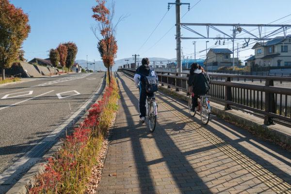 In bici a scoprire la città