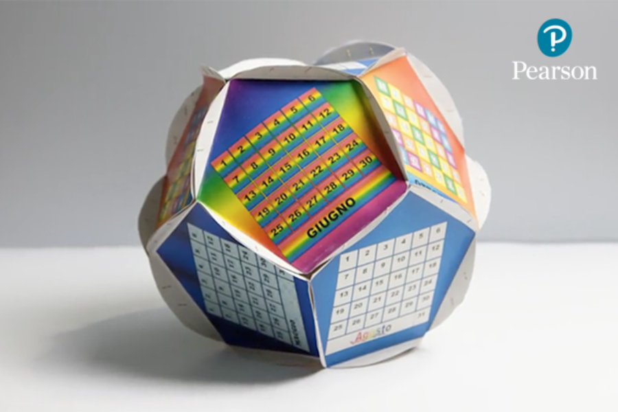 Un calendario poliedrico