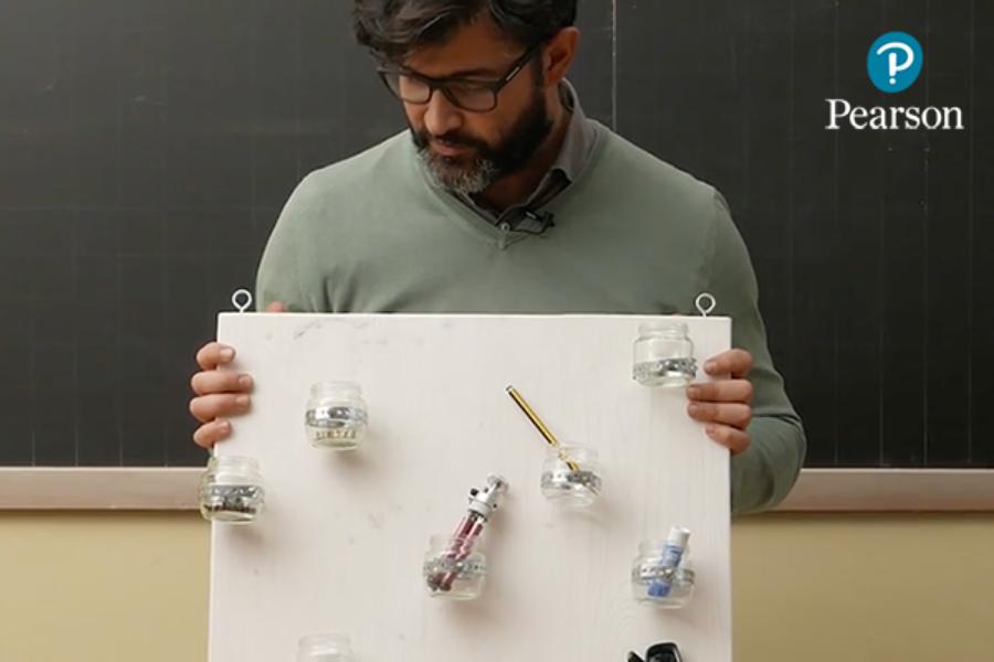 Portaoggetti di design