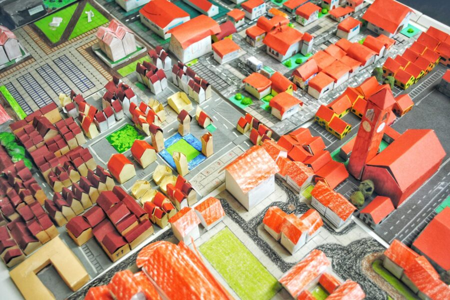 Ambiente urbano e sviluppo dei solidi
