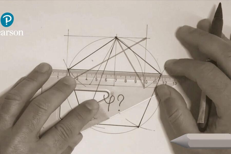 Il pentagono e il numero aureo